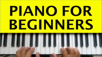 Piano and Vocal Mix Lessons for as low as $5
