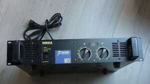 Yamaha P1600 Amplifier and 2 Acoustic 802 Speakers