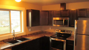 2 bedroom suite available Sept 1st