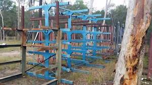Steel Rack - 2900H x 2170W x 4500L 2nd Hand Loganholme Logan Area Preview