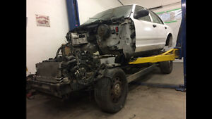 Parting Out Entire 2006 Ford Crown Victoria Police Interceptor