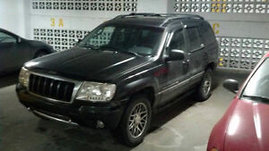 ASAP 2004 Jeep Grand Cherokee Overland $Negotiable OR Exchange