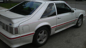 Ford Mustang 1991 GT Cobra 5L