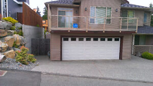 2 Bedroom legal suite in North Nanaimo