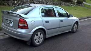 2002 Holden Astra Hatchback Gosford Gosford Area Preview