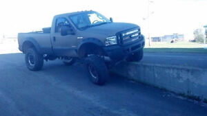 ONE OF A KIND 2005 Ford F-250