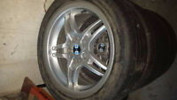 Core Racing wheels tires for BMW
