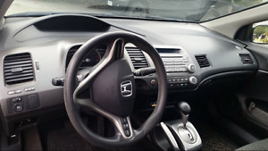 2011 Honda Civic Coupe (2 door)