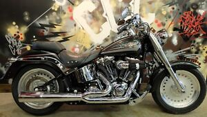2007 Harley custom Fat boy. 106 kit 583 cam Only $299 per month.