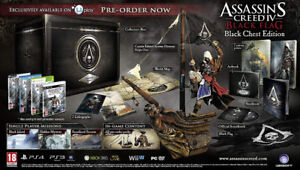 Black Chest Edition, Assassin's Creed IV Black Flag Collector