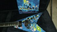 Dean Dave Mustaine RUST IN PEACE Signature Guitar VMNT RIP