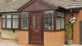 Supply only front porch from £1499