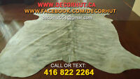 Cowhide Rugs Amazing Natural Soft Brazilian Imported