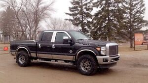 2011 Ford F-250 Powerstroke