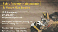 Robs Property Maintenance