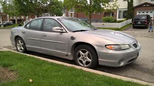 1999 Grand Pontiac Prix For Sale