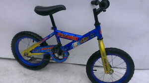 "4-6 year 14"" tires old BOY 's Bike SUPER FSX 912"