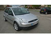 2002 FORD FIESTA 1.4 ZETEC - YEARS MOT - SERVICE HISTORY - 102000 MILES - CHEAP RUN ABOUT
