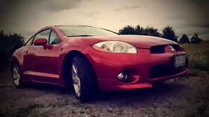 2008 Mitsubishi Eclipse GS Coupe (2 door) *VERY CHEAP*
