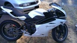 2010 Megelli 250 R