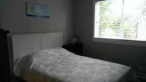Furnished Bedroom Penticton