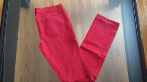Red Just U.S.A. Jeans * Size 11 *