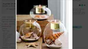 Partylite clearly creative eclectic trio -$20