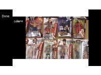 WWE wrestling Figures boxed WWE wrestling