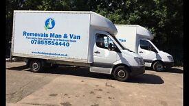 Man & van Warrington Greater Manchester