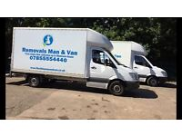Man & van Warrington Greater Manchester