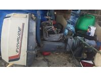 20HP Outboard