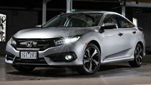 Car Taxi Hire $1  Honda Civic Turbo ...