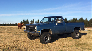 1982 Chev Pickup