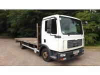 MAN/ ERF TGL 7.5 tonne Flatbed Truck