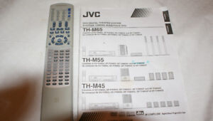 JVC Ditigal Theatre System