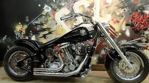 1999 Custom Harley Davidson Smith & Wesson Only $419 per month