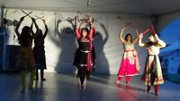 Bollywood Energetic Dance Classes--Adults & KIds
