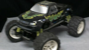 NEW 1/6 RC MONSTER TRUCK by SMARTECH