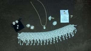 PEARL - costume jewelty IN GREAT CONDITION