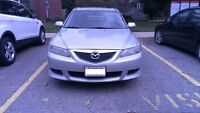 2004 Mazda 6 GT Certified and E-tested!