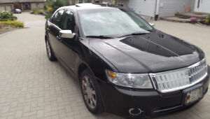 2007 Lincoln MKZ Sedan ALL WHEEL DRIVE + EXTRAS / Trade for ??