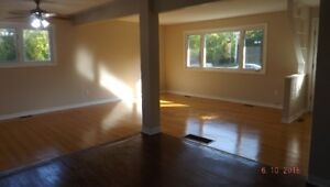 3 Bedroom Main Level For Rent - All Inclusive