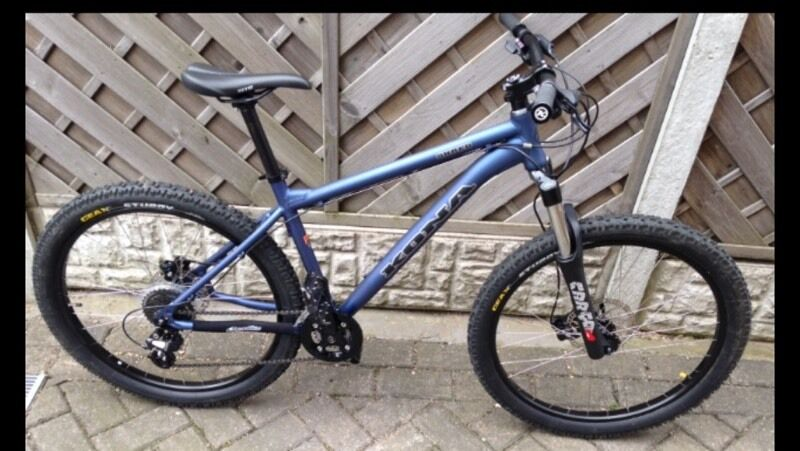 Kona Shred 2014 Mountain Bike In Shipley West Yorkshire Gumtree