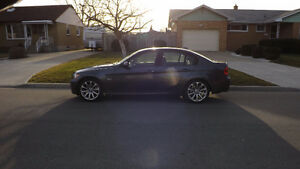 2007 BMW 323i 6-speed safetied and e-tested