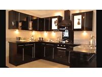 High gloss Kitchen cupboard doors ANY colour