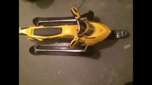 GT Snowracer Style Sled