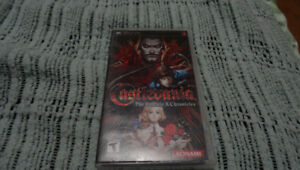 Dracula X Chronicles Sony PSP