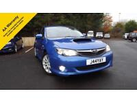 Subaru Impreza 2.0 Boxer Diesel RC Manual 4x4 Glasgow Scotland