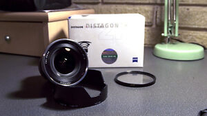 Zeiss 21mm ZF.2 Manual Lens