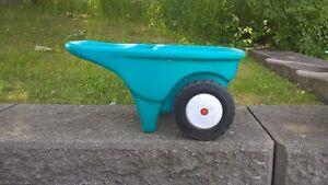 Little Tikes green shopping cart Kitchener / Waterloo Kitchener Area image 2